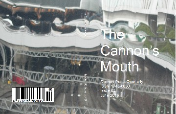 The Cannon's Mouth Cover June 2016