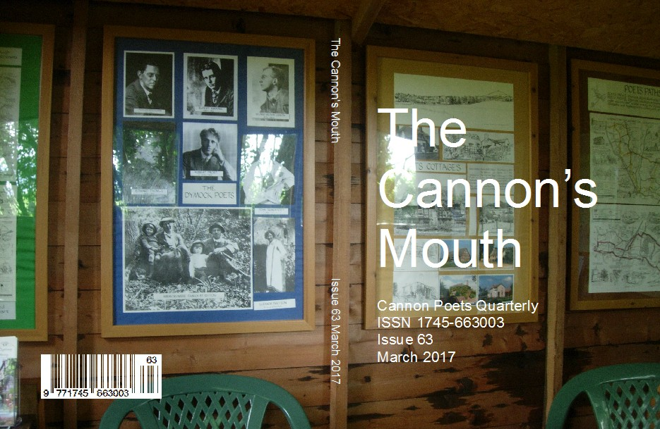 The Cannon's Mouth Issue 63 December 2016