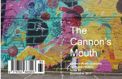 The Cannon's Mouth Issue 65 September 2017