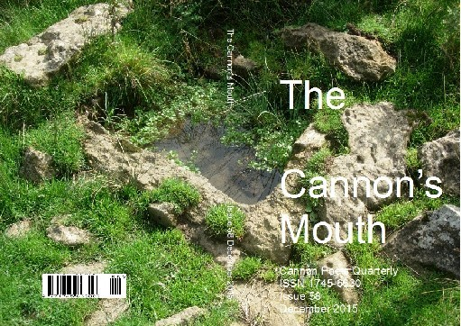 The Cannon's Mouth December 2015 Issue 58